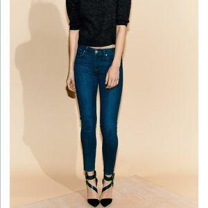 Denim 'Skyline' Ankle Peg Skinny Jeans